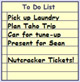 This calendar program includes a handy to-do list.
